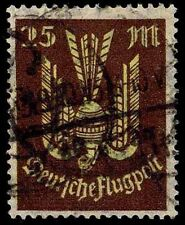 1923 Germany #C13 Airmail Carrier Pigeon - Used - Vf - Cv $8.50 (Esp#8893)