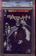 BATMAN #47 CGC 9.8 ALEX ROSS B & W VARIANT RARE IN HIGH GRADE  COMIC KINGS