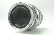 Hasselblad Carl Zeiss 120mm f5.6 T* S-Planar Chrome Lens