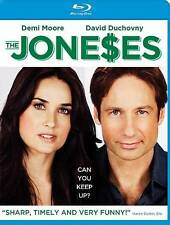 The Joneses (Blu-ray Disc, 2010) David Duchovny, Demi Moore, Lauren Hutton NEW
