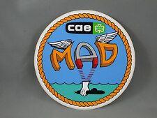 CAE MAD Airborne Submarine Warfare Decal Military Arms Show 1984