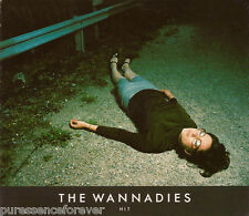 THE WANNADIES - Hit (UK 4 Track CD Single Part 2)