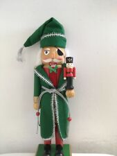 Collectible Wooden Nutcracker Drosselmeyer The Toy Maker 14.5 inches Tall 2011