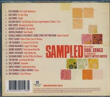 Sampled The Original Soul Songs Today's Hottest Artist CD NEW