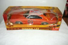 1969 DODGE CHARGER 1:18 THE DUKES OF HAZZARD GENERAL LEE LIGHT AND SOUND ACTION
