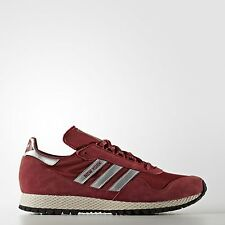 adidas New York Shoes Men's Red