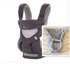Ergo 360 Four Position carrier baby gray Infant Insert New box