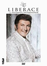 Liberace -The Ultimate Entertainer (DVD, 3-Disc Set),new and sealed