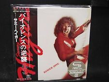 SAMMY HAGAR Danger Zone + 1 JAPAN SHM MINI LP CD Van Halen Montrose Journey HSAS