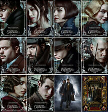 Fantastic Beasts:The Crimes of Grindelwald 2018  Mirror Surface Promo Postcard A