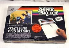 Vintage NEW PPI Super Sketch G2400 for Texas Instruments TI99/4A Boxed & Sealed