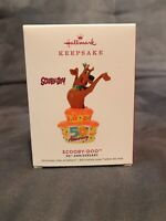 Scooby-Doo 50th Anniversary 2019 Hallmark Keepsake Christmas Ornament NIB