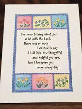 "Kitty'S Note Cards - Set of 10 + Envelopes ""Christian Friendship"""