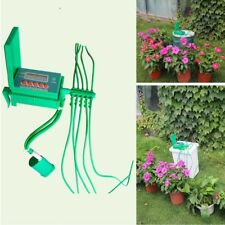 Watering Timer Automatic Micro Drip Irrigation Kits System Sprinkler Controllers