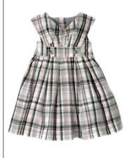 Gymboree Tres Fabulous Plaid Holiday Dress Sz 5T