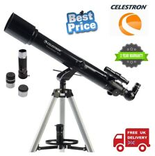 Celestron PowerSeeker 70AZ Refractor Telescope 21036 (UK Stock)