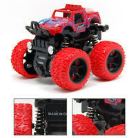 Monster Friction Powered Truck Pull Back Go Car Vehicles Toy for Kids Boys