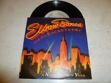 """Codo de los huesos y La Merced-una noche en Nueva York - 1983 Reino Unido 7"""" SINGLE VINILO"""