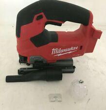 Milwaukee 2737-20 M18 Fuel D-Handle Jig Saw, V.G