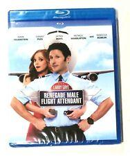 Larry Gaye: Renegade Male Flight Attendant (Blu-ray Disc, 2016) BRAND NEW SEALED