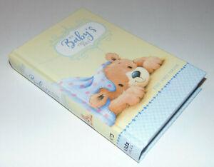 KJV Baby's First Bible, Boy's Blue Keepsake Hardcover, King James Version