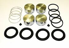 FORD CORTINA MKIII  SET OF 4 FRONT CALIPER PISTONS & SEALS