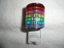 Bath & Body Works Wallflowers Multi-Colored Rhinestones Diffuser Unit Plug In
