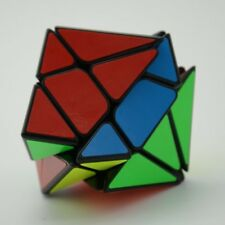 Magic Axis Puzzle Cube Change Irregularly Speed Cube with Frosted Sticker