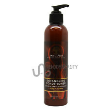As I am Detangling Conditioner Leave-In Tangle Releaser 8 oz /w Free Nail File