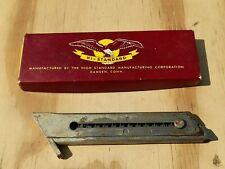 Vintage Hi-STANDARD High .22 LR 10 rd Cadmium magazine Dura Field King Trophy