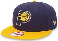 New Era NBA Indiana Pacers Berretto Logo Squadra Cappello 9fifty 950