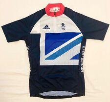 ADIDAS CYCLING SHIRT TEAM GB LONDON OLYMPIC 2012 STELLA McCARTNEY MAGLIA SIZE L
