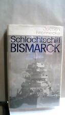Jochen H Brennecke / Schlachtschiff Bismarck First Edition 1975