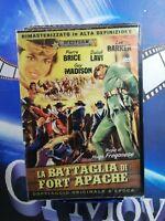 La Battaglia Di Fort Apache - (1964) Western **Dvd * A&R Productions *** ..NUOVO