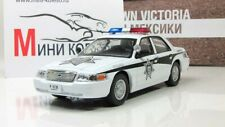 Scale model car 1:43, FORD Crown Victoria Mexican Police