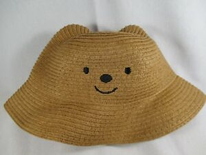 Bear Made with Love by Place 12 - 18 Months Toddler Size Bucket Hat Cap Great