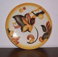 Cake Plate Cake Plate Ø 28 cm round Art Deco 20er 30er Bauhaus Spraying Decor