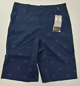 Boys Under Armour Match Play Golf Shorts size 18