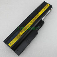 Laptop Battery For IBM ThinkPad T61 Series FRU 42T4619 92P1131 Notebook 6Cell