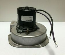 FASCO 7021-9656 Draft Inducer Blower Motor Assembly Type U21B 8981 used #M501