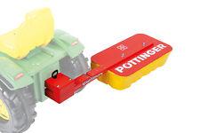 Pöttinger Mähwerk Heckmähwerk aus Holz für Rolly Toys Traktor 226226 NEU
