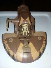 """Star Wars APM ARMORED ASSAULT TANK AAT 14"""" Vehicle 2002 Hasbro A Phantom Menace"""