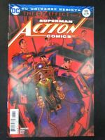 SUPERMAN: ACTION COMICS #988 - DECEMBER 2017 - DC Comic # 2J80