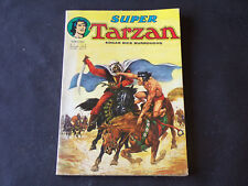 BD SUPER TARZAN-SAGE EDITION-1974-n°7