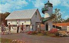 c1950s Dutch Wonderland Castle Gift Shop, Lancaster, Pennsylvania Postcard