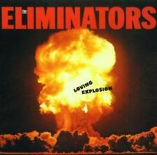 THE ELIMINATORS Loving Explosion NEW & SEALED 70s FUNK SOUL CD (SOUL BROTHER)