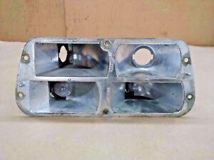 OEM Triumph TR7 Tail Light Housing Rightside RH Lucas BS1004A L926 Original Part