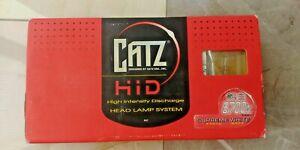 CATZ HID Xenon Head Lamp System H1 Type Premium quality.