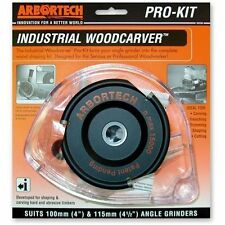 Arbortech Industrial Woodcarver - PRO KIT