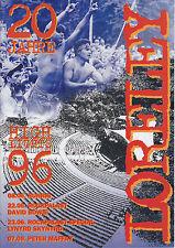 Loreley Programmheft 20 Jahre Loreley High Lights 96 RAR TOP erhalten
